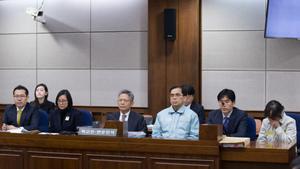 """김종 측 """"장시호 영재센터 지원은 朴대통령 지시"""" 강요혐의 부인 <속보>"""