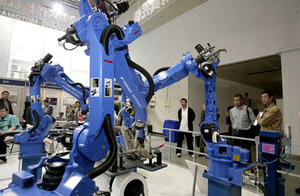정부, 스마트공장 발판 로봇산업  적극 육성…5년간 5천억 투자