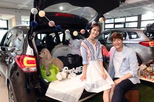 [뉴스핌 포토]가족용 미니밴의 귀환, 기아차 '더뉴 카렌스'