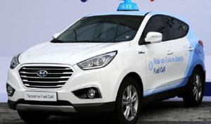 정부, 5분 충전해 415킬로 가는 '수소택시' 시범도입…내년 130대 보급
