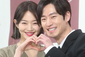 [뉴스핌 포토] '내일 그대와' 신민아X이제훈, 최강 비주얼 커플 탄생