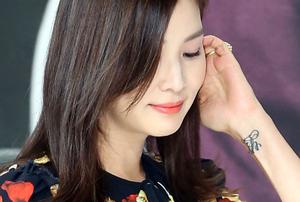 [뉴스핌 포토] 고소영 '완벽한 아내의 완벽한 문신'