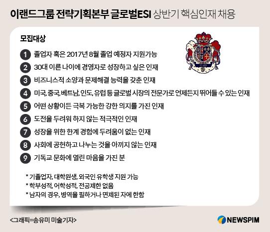 유통업계, 신입사원 채용 스타트..