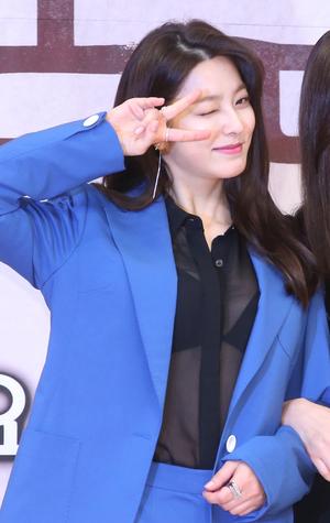 [뉴스핌 포토] '귓속말' 박세영, 아찔한 시스루~