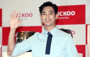[뉴스핌 포토] 김수현, 여전히 빛나는 미소!