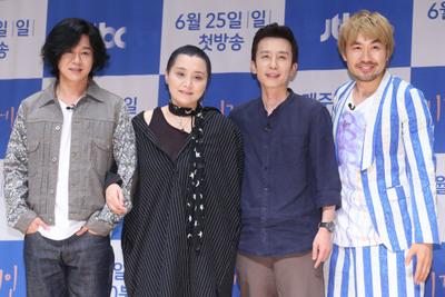 [뉴스핌 포토] 윤도현·이소라·유희열·노홍철이 떠나는 음악여행기...'비긴어게인'