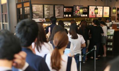[뉴스핌 포토] 스타벅스 해피아워…토요일까지 오후 3~5시 커피 반값!