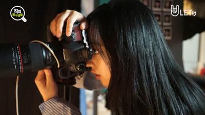 [직업탐구생활] 제2화 포토그래퍼 '시현'