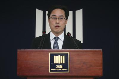 [뉴스핌 포토]검찰, 故 백남기 농민 '외인사' 결론…전 서울경찰청장 등 4명 기소