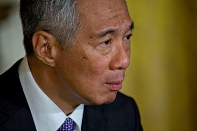 """싱가포르 총리 """"북핵 위협, 이번엔 다르다"""""""
