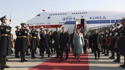 중국 '푸대접'에 대사 보낸 문 대통령…정상회담 어찌되나