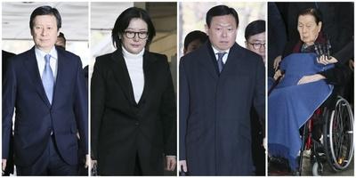 [신동빈 집행유예] 롯데시네마 배임혐의 '유죄'..횡령은 '무죄'