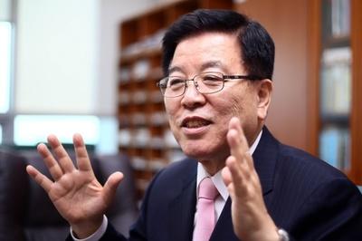 경북지사 출마한 김광림 의원