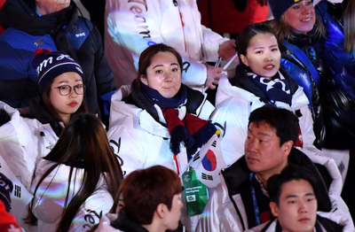[뉴스핌 포토] 뜨거웠던 17일간의 겨울 축제...영광의 얼굴들