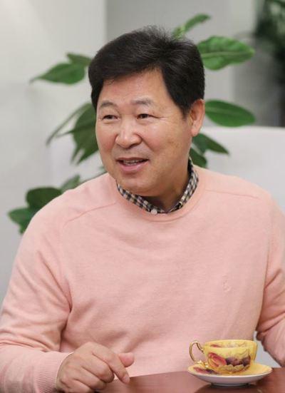 """[영상] 이만수 전감독의 행복론 """"몸 편해지길 바라면 오산입니다"""""""