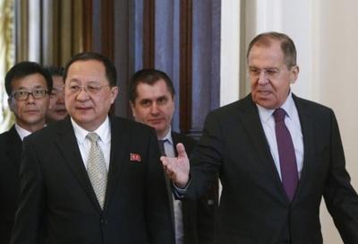 러 외무, 31일 방북...비핵화 협상 앞두고 북·러  관계 강화