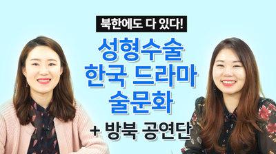 북한의 성형수술, 한국 드라마, 술문화 / 렛츠톡 Ep.11