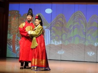 [영상] 궁중문화축전 궁중극 '세종이야기-왕의 선물' 화려한 볼거리
