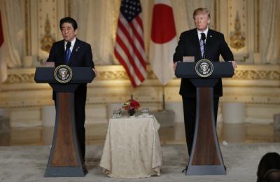 트럼프, 자동차 관세 압박에 일본도 '전전긍긍'