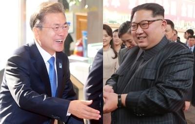 """남북정상 '핫라인' 통화? 靑 """"얼굴 한 번도 안 본 사이, 어색할 것"""""""