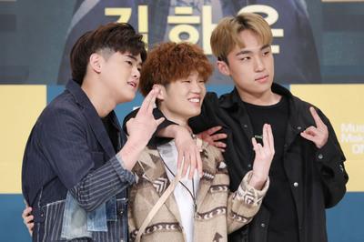 [사진] 김하온·이로한·이병재, '고등래퍼2' 종영 간담회