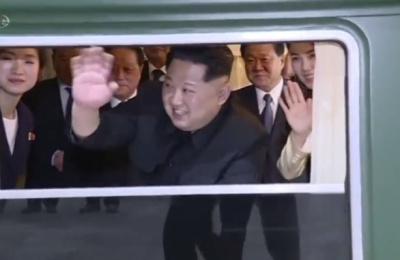 [북미정상회담 D-8] '김일성처럼~'...김정은, 60시간 기차 타고 하노이 방문설 '솔솔'