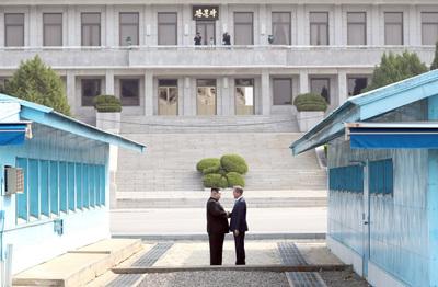 [남북정상회담] 남북 첫 만남
