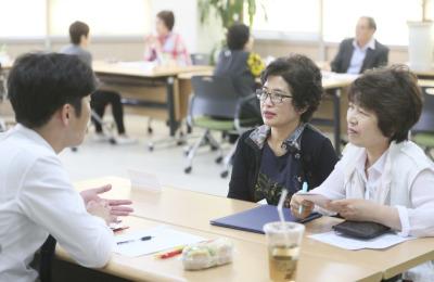 [사진] 654개 업체 모인 서울 여성일자리박람회 개최