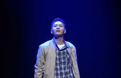 [영상] 세계를 넘어 한국에 최초 상륙한 뮤지컬 '도그파이트' 프레스콜 현장