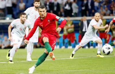 [포토스토리] 2018 러시아 월드컵~포르투갈엔 '호날두'가 있었다