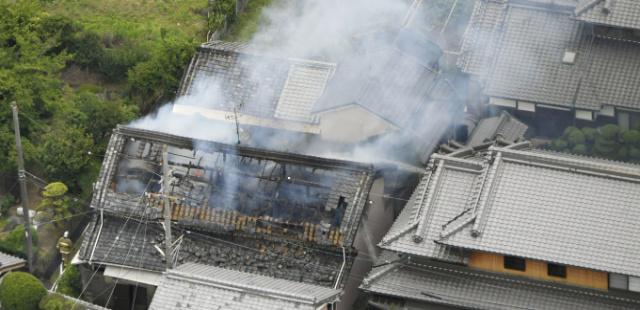 [포토스토리] 일본 오사카를 강타한 강도 6.1 대규모 지진…3명 사망