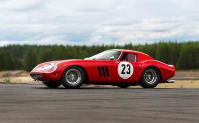 1962 페라리 250 GTO, 경매 사상 최고가 '497억원' 예상
