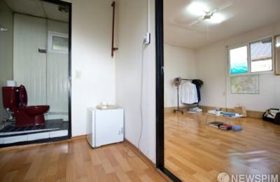 [사진] 박원순 시장 삼양동 '옥탑방 집무실'