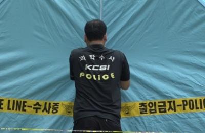 [영상] 드루킹 불법자금 의혹 노회찬 의원 시신...병원으로 이송