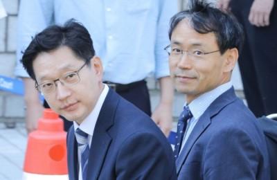 [사진] 김경수 지사 구속 여부, 이르면 오늘(17일) 밤 결정