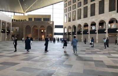 [영상] 파라다이스시티, 아트스페이스로 대중과 예술 거리좁히기