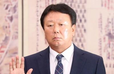 [사진] '선수 선발 논란' 국감 출석한 선동열 감독