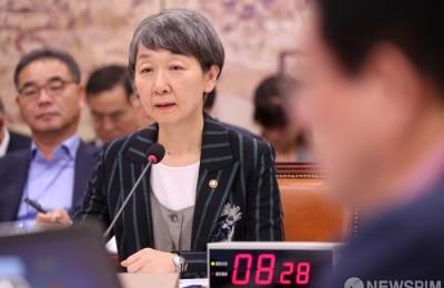 [국감] 국가무형문화재 관리 부실 공세..정재숙 문화재청장 '진땀'
