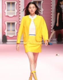 [사진] 장윤주 '강렬한 옐로우'