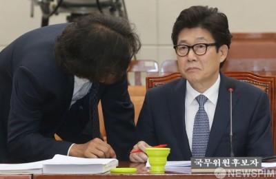 조명래 2살 손자 '예금 2000만원' 논란...野