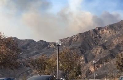 [영상] 캘리포니아 화재에 초토화된 美 말리부시