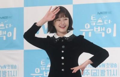 [영상] '톱스타 유백이' 전소민의 즉흥 사투리 연기 ...'좋아 자연스러웠어'