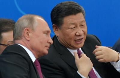 푸틴-시진핑, 26일 정상회담..러시아 역할 부각