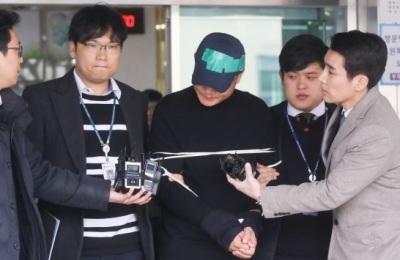 [영상] '갑질·폭행·마약 투약 협의'... 양진호 회장 검찰 송치