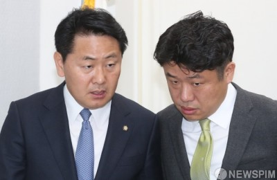 """김관영 """"삼성바이오 분식회계, 국회 청문회 개최해야"""""""