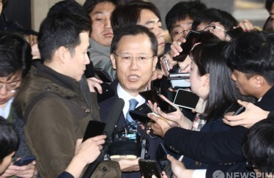 [영상] '재판 거래' 개입 혐의, 박병대 전 대법관 피의자 신분 소환