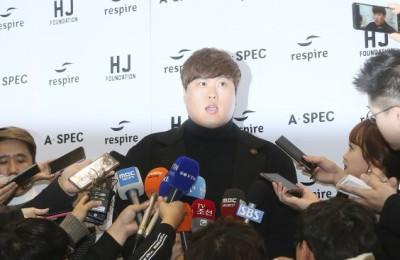 [영상] '연봉 200억 사나이' 류현진, 귀국 인터뷰 풀영상