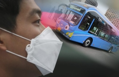 [영상] 달릴수록 맑은 공기 내뿜는 수소버스...정규 버스노선 투입