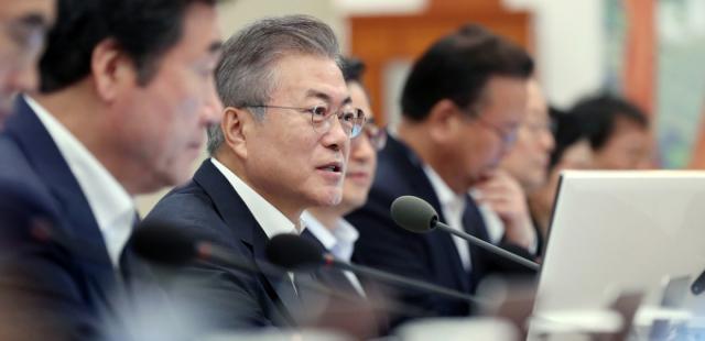 문대통령, 오늘 국정원·검찰·경찰개혁 전략회의 주재