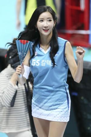 [사진] 김다정 치어리더, 앙증맞은 응원~